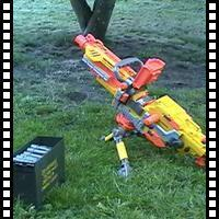 Nerf Vulcan High Speed